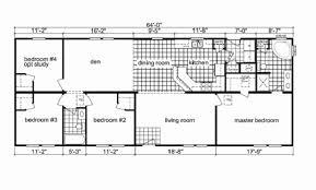 3 Bedroom Modular Home Floor Plans Unique The Fontana Floor Plan 4 Bedroom  Modular Home Energy Efficient