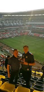 Estadio Azteca Seating Chart Photos At Estadio Azteca