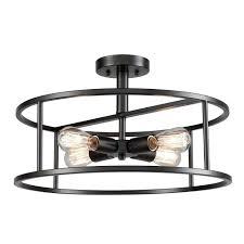 iconic metal drum light black lamp shade uttermost 3 pendant lattice