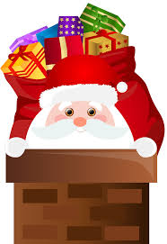 santa claus chimney clipart. View Full Size Intended Santa Claus Chimney Clipart