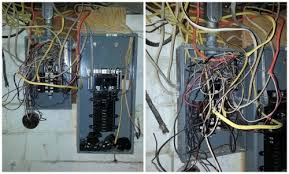 examples of bad and dangerous electrical wiring systems midwest signs of a bad power meter at Bad Electric Meter Wiring
