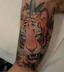 Nejlepší Tetování 24 Tiger Design Idea Pro Muže A ženy Tetování