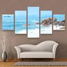 wall art beach ocean canvas  on beach framed canvas wall art with wall art beach tropical canvas wall art tropical painting paradise