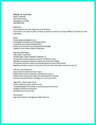 Cdl Resume Sample Best of Cdl Driver Resume Musiccityspiritsandcocktail