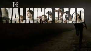 the walking dead logo wallpaper