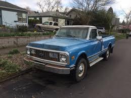 CC Outtake: 1972 Chevrolet K20 4WD Pickup – Retired Camper Hauler