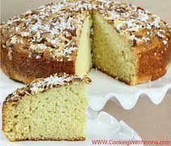 Nonna Dorotea s Almond Cake