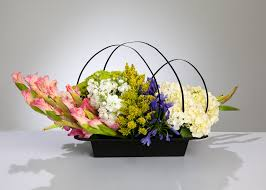 Basket Flower Decoration Flower Talk Echelon Florist Page 3