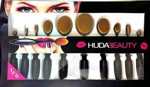 huda beauty professional makeup brushes pack of 10 in india pare s