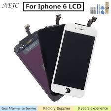 Экран На Телефон 4,7 Для <b>Longteng Для</b> IPhone 6 6G ЖК ...