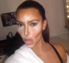 0905 kim kardashian countouring tongue out bd