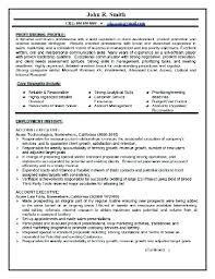 Sample Resume For Leasing Consultant – Eukutak