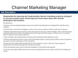 Brand Manager Description Marketing Communications Manager Job ...