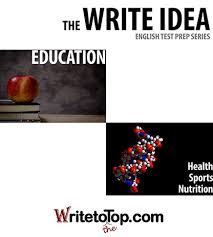 ielts toefl essay ideas for the writing section task  vol1 vol 2
