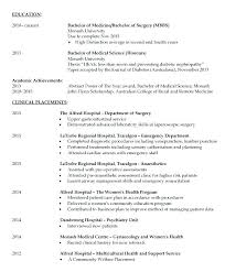 Resume Format For Doctor Resume Format India Resume Sample Sample