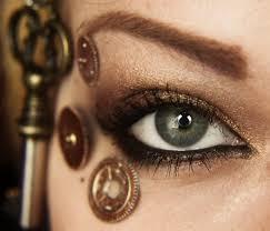 steunk eye makeup photo 1