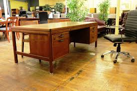 century office. Mid Century Office Furniture Set
