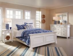 King Bedroom Suite Astoria King Bed With Shutter Headboard And Panel Footboard