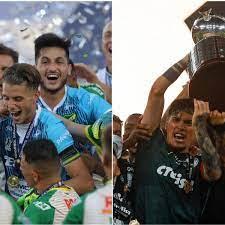 Libertadores: campeão da Sul-Americana, Defensa y Justicia parabeniza o  Palmeiras