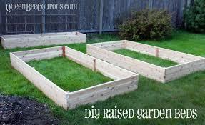 how to make a raised garden bed cheap. Plain Cheap DIYRaisedGardenBeds The Design Intended How To Make A Raised Garden Bed Cheap
