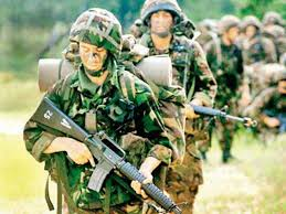 Top 10 Countries With The Strongest Armies The Economic Times