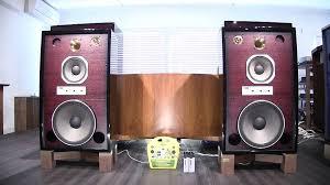 jbl 86160 ac180. krs (jbl) 4343 full ferrite special speakers powered by 12v car battery w/ class d amplifiers #1 jbl 86160 ac180