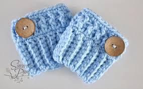 Free Crochet Boot Cuff Patterns Magnificent 48 Wonderful Free Patterns For Crochet Boot Cuffs