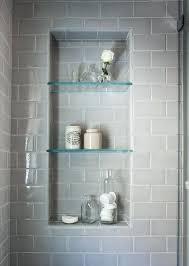 Small glass bathroom shelf Acrylic Shower Shelf Wonderful Design Glass Shower Shelves Stylish Best Ideas On Small Bathroom Shower Corner Shelf Toilet Ideas Shower Shelf Wonderful Design Glass Shower Shelves Stylish Best