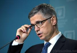 Image result for Ukraine Foreign Minister Vadym Prystaiko