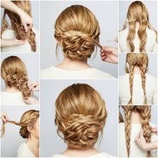 Coiffure Chignon Mariage Simple Coiffure Femme Cheveux Long