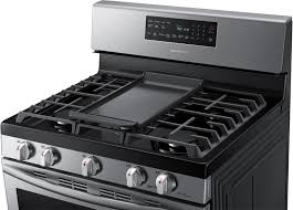 stove top griddle. samsung nx58h5600ss 30 inch freestanding gas range with convection for contemporary house stove griddle plan top s