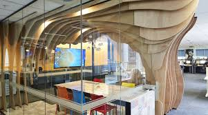 cool office interiors. Cool-office-design-melbourne-blue-rock-group-3768 Cool Office Interiors R