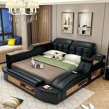King Size Bed Frame With Drawers | jj1.me