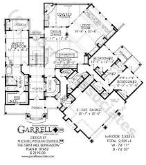 bungalow house plans. Grist Mill Bungalow House Plan Plans