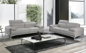 Light Grey Couch Set Best Modern Contemporary Furniture Stores Orlando Miami