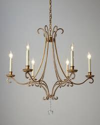 oslo 6 light chandelier