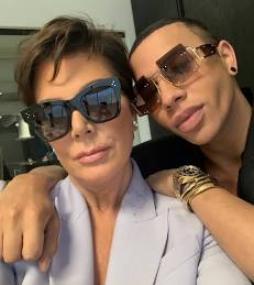 Media posted by Kris Jenner