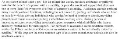 2 Ironclad Emotional Support Animal Laws Must Read