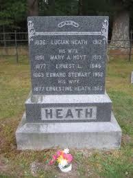 Ernestine Lulu Heath Stewart (1877-1960) - Find A Grave Memorial