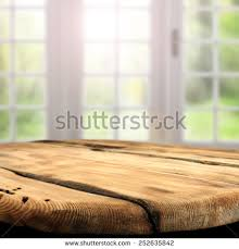 kitchen table background hd. blurry background of white window and worn top table in kitchen hd