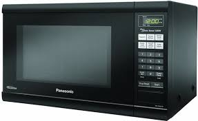 panasonic nn sn651b countertop microwave oven with inverter technology