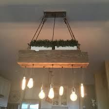 Image Fixtures Custom Edison Bulb Chandelier With Crown Molding And Home Interior Decoration Lighting Stores Interior Decor Nice Edison Bulb Chandelier For Home Lighting Ideas