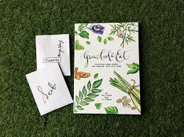 Small Picture Fay Khoo talks about her new book edible gardening and some tips