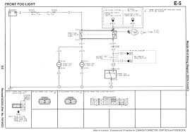 rewiring the rx 8 fog lights this drawing from the 2004 rx 8 wiring diagram book shows the wiring for the fog light relay switch and lamps the power to actually drive the fog lights