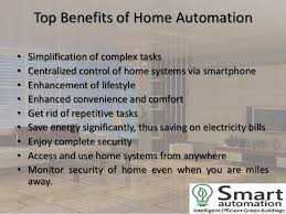 4. Top Benefits of Home Automation ...