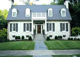 how much does it cost to paint exterior of house cost cost to paint house exterior
