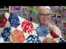 Free Unique Hexagon Star Quilt Pattern - YouTube & Free Unique Hexagon Star Quilt Pattern Adamdwight.com