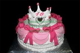 18th Birthday Cake For Girl All Cakes 47 From 393 Reviews