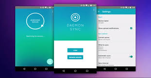 Data Sync Daemon Sync Sync Data From Linux To Android And Ios Devices