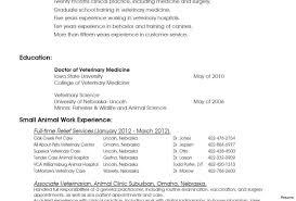 Veterinary Resume Samples Veterinary Technician Resume Samples Printable Free Templates 34
